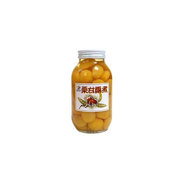★まとめ買い★ コテング 栗甘露煮 1100g ×12個【イージャパンモール】