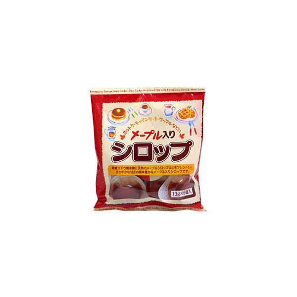 ★まとめ買い★ やまと蜂蜜 やまとメープル 5P 13g×5個 ×12個【イージャパンモール】