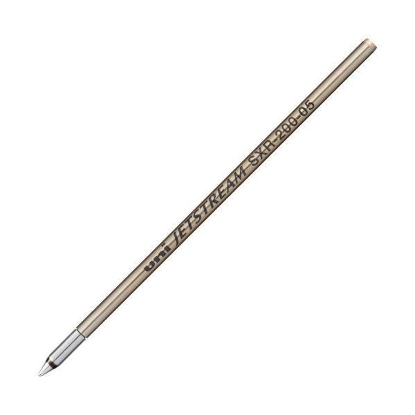 三菱鉛筆 油性ボールペン替芯 0.5mm 赤 ジェットストリーム プライム用 1本