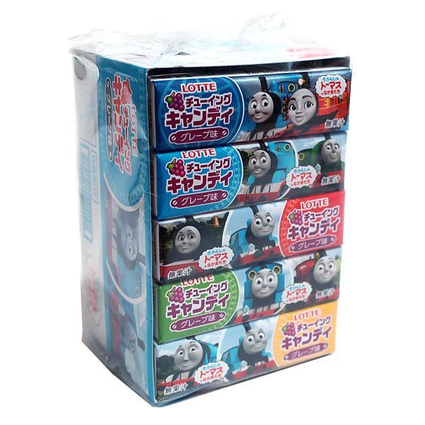 【送料無料】★まとめ買い★ ロッテ キカンシャトーマスチューイングキャンディ ×20個【イージャパンモール】