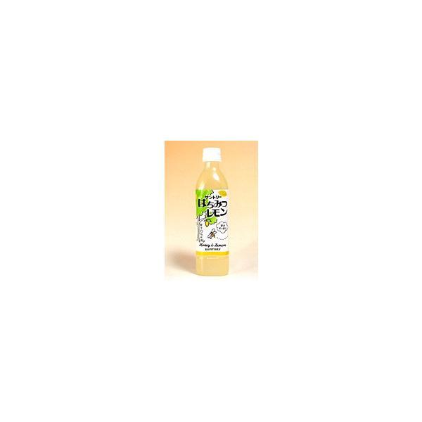 【送料無料】★まとめ買い★ サントリーはちみつレモン 470mlペット ×24個【イージャパンモール】