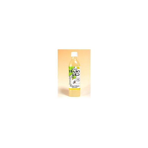 ★まとめ買い★ サントリーはちみつレモン 470mlペット ×24個【イージャパンモール】