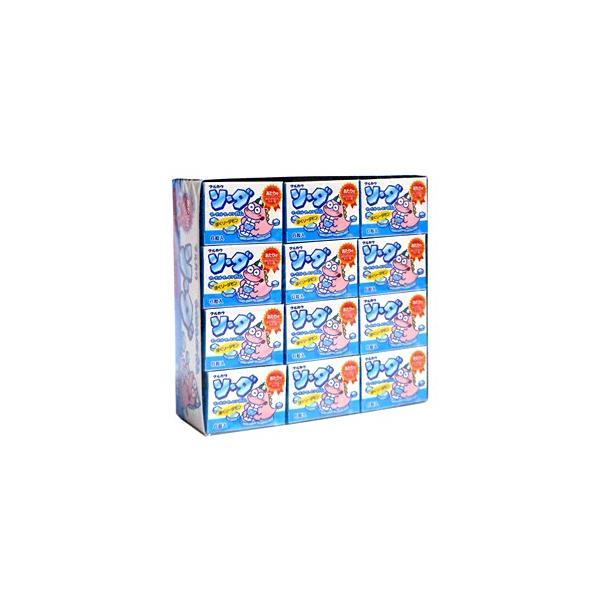 【送料無料】★まとめ買い★ 丸川製菓 ソーダマーブルガム ×33個【イージャパンモール】