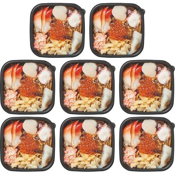 【送料無料】7種の具材を使った海鮮松前漬(8食)【代引不可】【ギフト館】