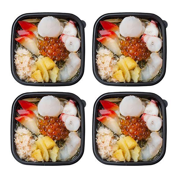 【送料無料】7種海鮮 松前漬(個食タイプ) 4450213【ギフト館】