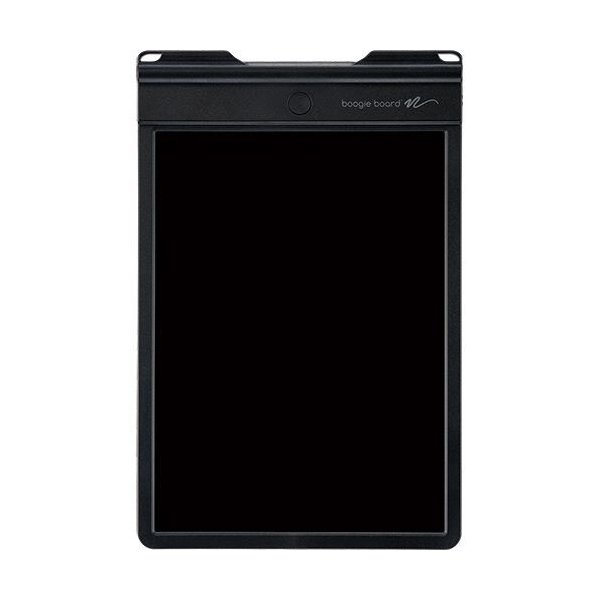 【送料無料】【法人(会社・企業)様限定】KING JIM 電子メモパッド ブギーボード 黒 1台