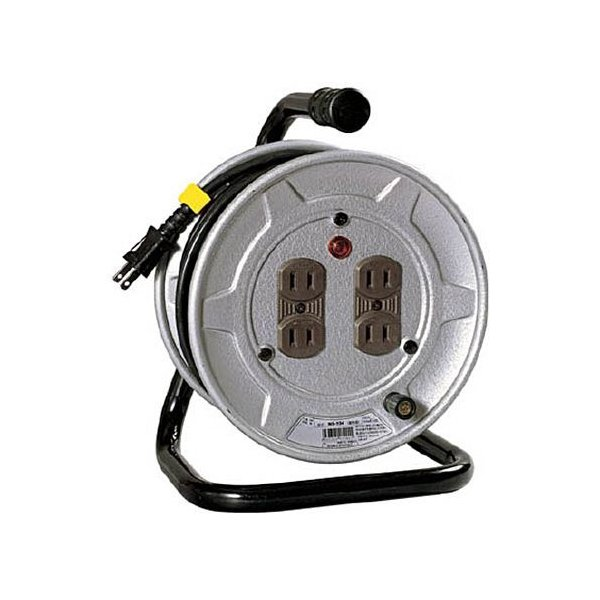 日動工業 電工ドラム(コード10M)(単相100V) 1台