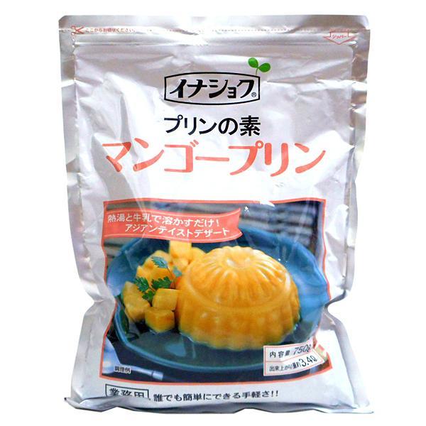 伊那 マンゴープリンの素 750g【イージャパンモール】