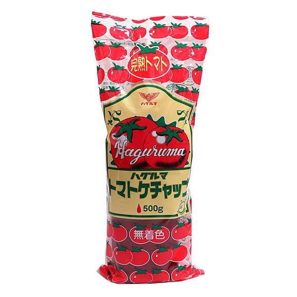 ハグルマ トマトケチャップ500g【イージャパンモール】