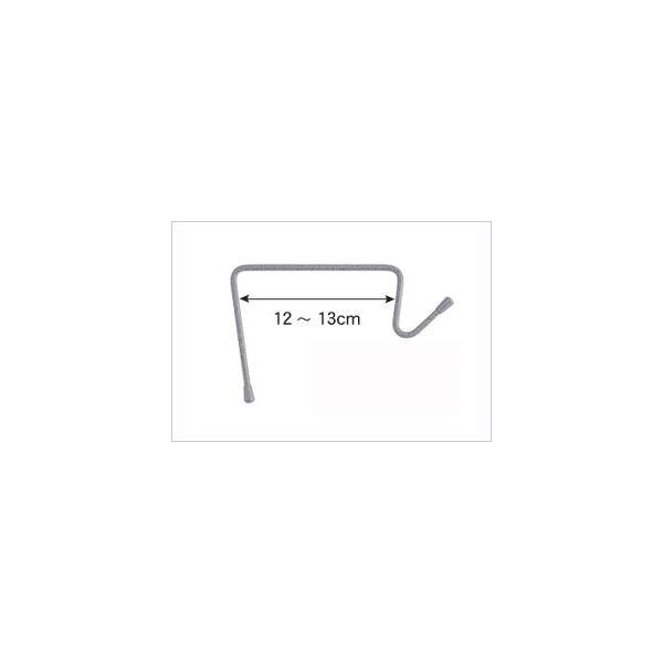 ブロック用 壁面プランターフック〈ストーングレー〉12〜13cm用【ホームセンター・DIY館】