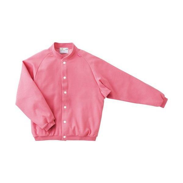 トンボ 前開きシャツ CR805 ピンク Lサイズ 1枚