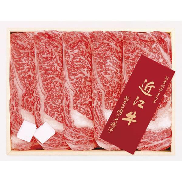 【送料無料】総本家 肉の大橋亭 近江牛すき焼き OM−19F【ギフト館】