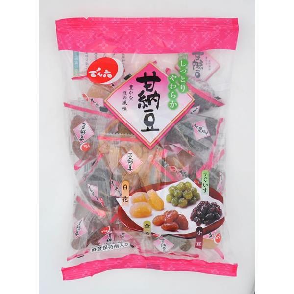 ★まとめ買い★ でん六 小袋甘納豆 ×6個【イージャパンモール】