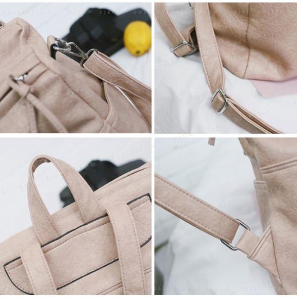 リュックサック 大容量 男女兼用 通勤 通学 軽量 bag 新作 オックスフォード バッグ|ejej-shopping|16