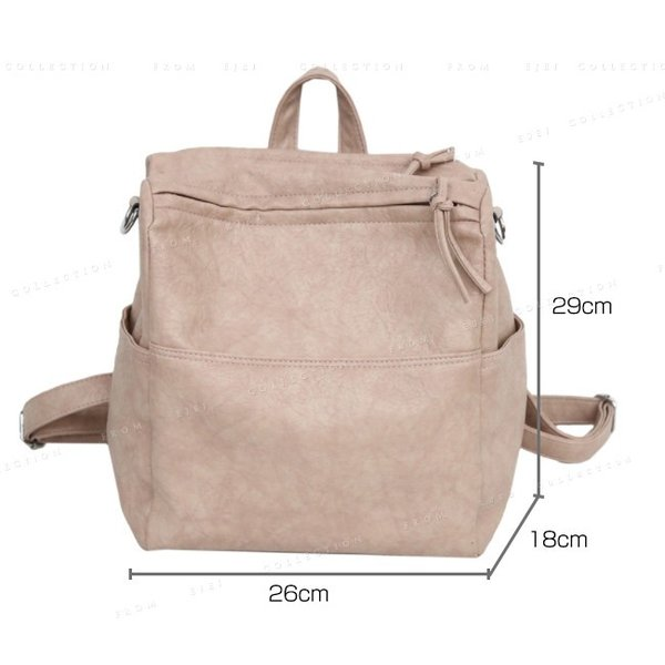リュックサック 大容量 男女兼用 通勤 通学 軽量 bag 新作 オックスフォード バッグ|ejej-shopping|19