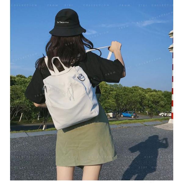 リュックサック 大容量 男女兼用 通勤 通学 軽量 bag 新作 オックスフォード バッグ|ejej-shopping|05