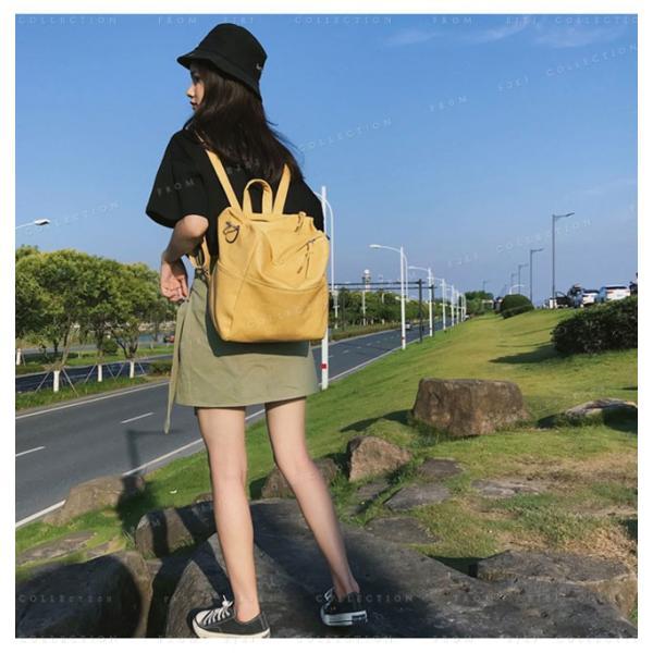 リュックサック 大容量 男女兼用 通勤 通学 軽量 bag 新作 オックスフォード バッグ|ejej-shopping|06