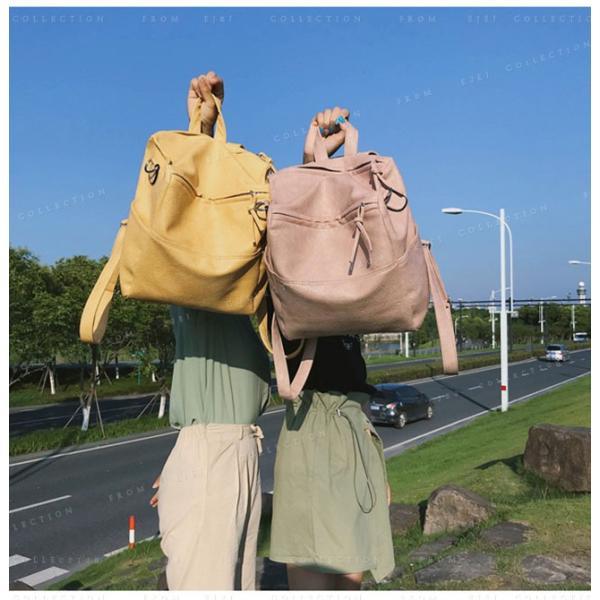 リュックサック 大容量 男女兼用 通勤 通学 軽量 bag 新作 オックスフォード バッグ|ejej-shopping|10