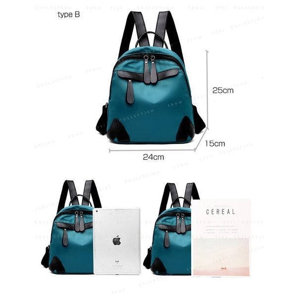 送料無料 マザーズバッグ レディース ショルダー 軽量 bag オックスフォード バッグ|ejej-shopping|04