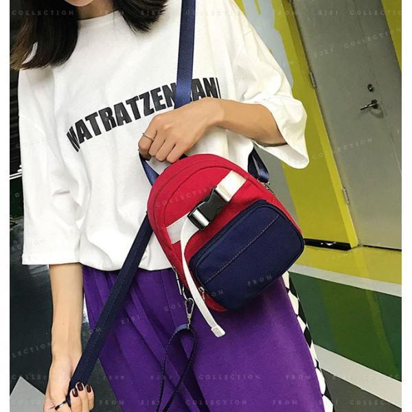 マザーズバッグ リュックサック 可愛い 女性 軽量 ミニ バック bag オックスフォード バッグ|ejej-shopping|11