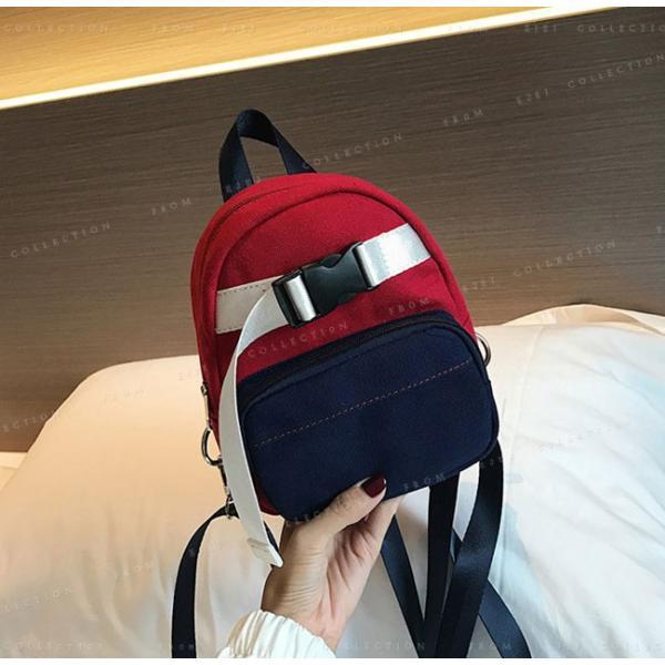 マザーズバッグ リュックサック 可愛い 女性 軽量 ミニ バック bag オックスフォード バッグ|ejej-shopping|12