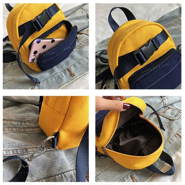 マザーズバッグ リュックサック 可愛い 女性 軽量 ミニ バック bag オックスフォード バッグ|ejej-shopping|13