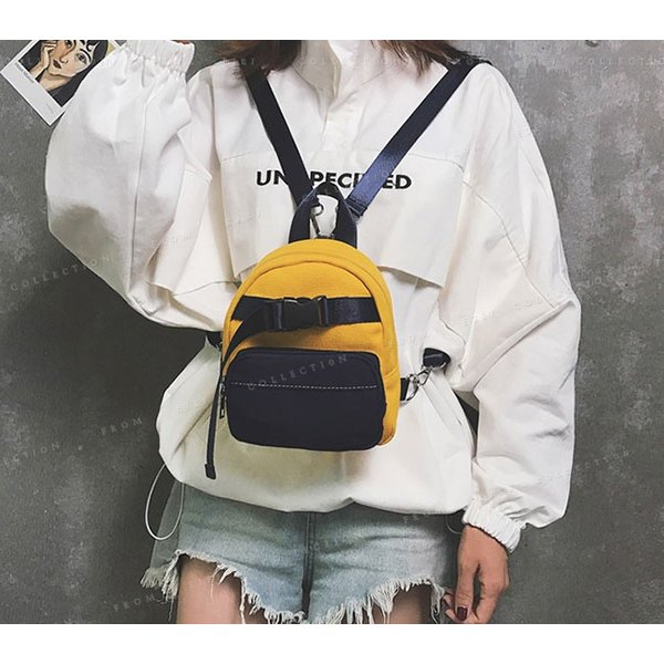 マザーズバッグ リュックサック 可愛い 女性 軽量 ミニ バック bag オックスフォード バッグ|ejej-shopping|04