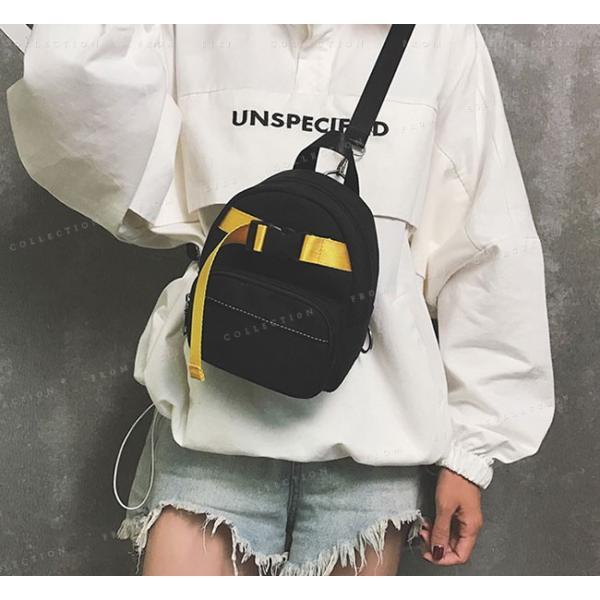 マザーズバッグ リュックサック 可愛い 女性 軽量 ミニ バック bag オックスフォード バッグ|ejej-shopping|05