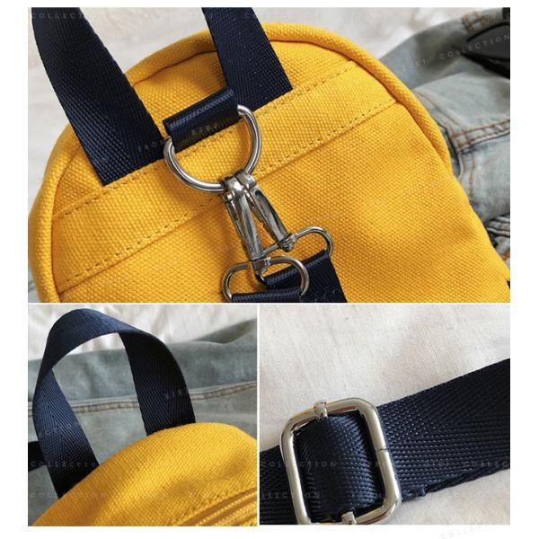 マザーズバッグ リュックサック 可愛い 女性 軽量 ミニ バック bag オックスフォード バッグ|ejej-shopping|07