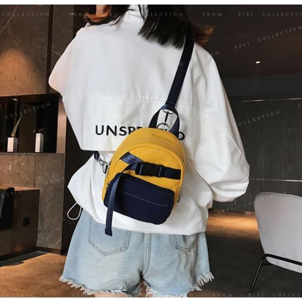 マザーズバッグ リュックサック 可愛い 女性 軽量 ミニ バック bag オックスフォード バッグ|ejej-shopping|08