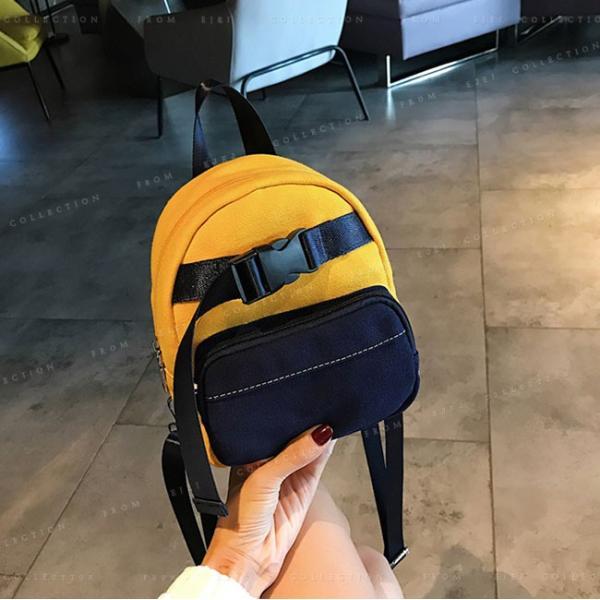 マザーズバッグ リュックサック 可愛い 女性 軽量 ミニ バック bag オックスフォード バッグ|ejej-shopping|09