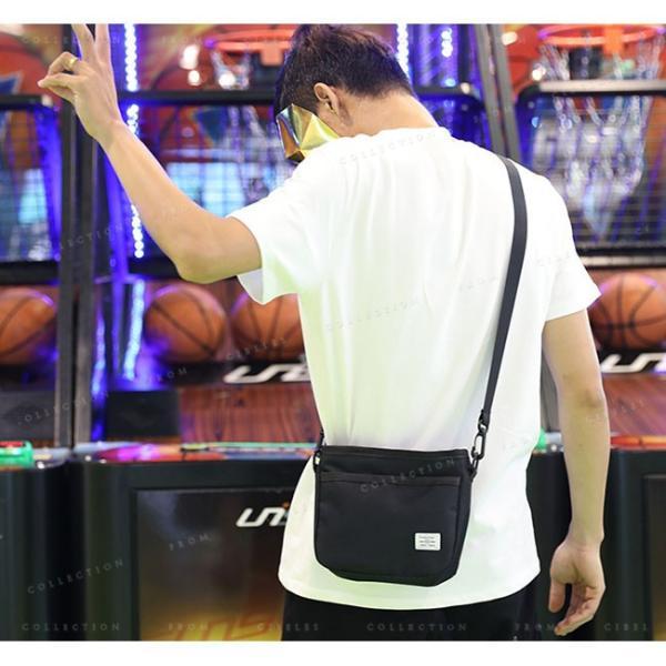 ボディバッグ かばん バック ウエスト ワンショルダー メンズ  斜めがけ おしゃれ シンプル|ejej-shopping|06