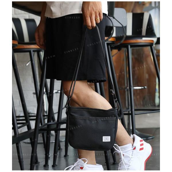 ボディバッグ かばん バック ウエスト ワンショルダー メンズ  斜めがけ おしゃれ シンプル|ejej-shopping|09