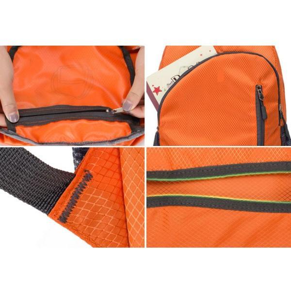 折り畳み リュック 軽量 旅行バッグ 肩掛け 出張 旅行 通学 ユニセックス 男女兼用 防水アウトドア 超大容量|ejej-shopping|15