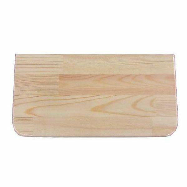 棚板 パインシェルフ 幅90cm×15cm 厚さ15mm 無塗装 パイン集成材