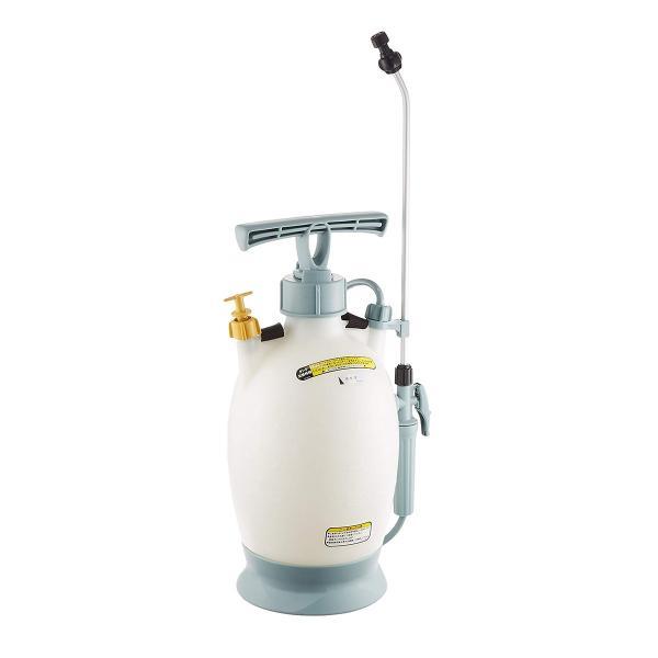 工進 蓄圧式噴霧器4L ミスターオート HS-401BR 薬剤散布