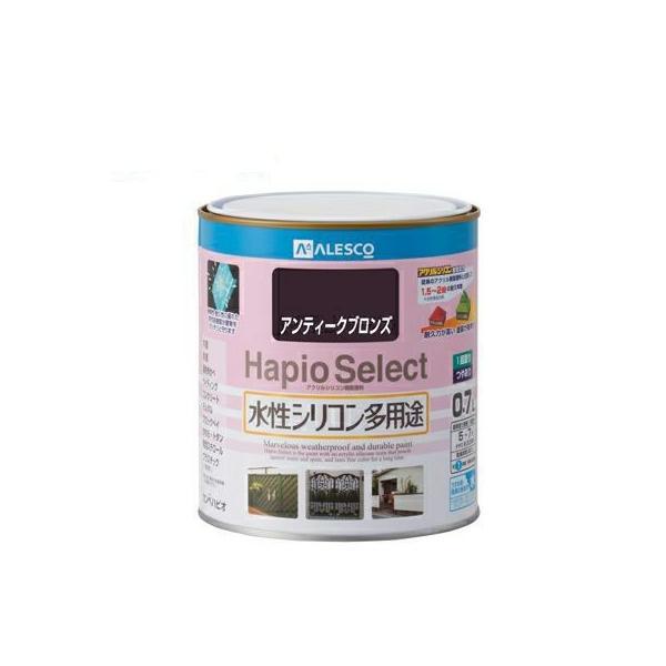 RoomClip商品情報 - カンペハピオ ハピオセレクト 0.7L アンティークブロンズ 屋内外の木部 鉄部 コンクリート用塗料