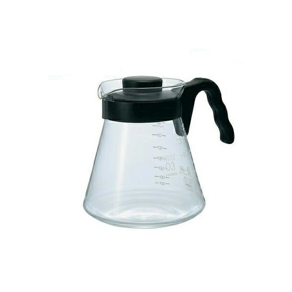 HARIO (ハリオ) コーヒーサーバー V60 コーヒードリップ 1000ml VCS-03B (coffee tea ペーパーフィルター ドリップ 珈琲 紅茶)