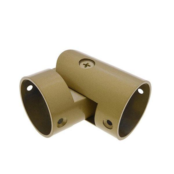八幡ねじ 自在エルボ ブロンズ 35mm用 4979874412959
