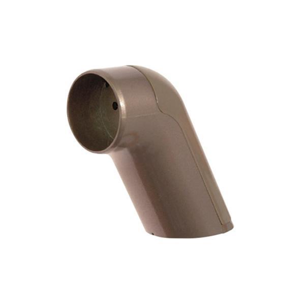 八幡ねじ エンドエルボ ブロンズ 35mm用 4979874413031