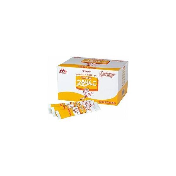 クリニコ つるりんこ クイックリースティックタイプ 3g×50本入り (介護食 食品  トロミ調整食品 トロミ剤 食事補助 嚥下補助)  介護用品