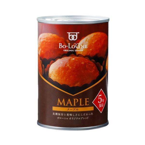 備蓄deボローニャ ブリオッシュパン メープル ボローニャFC本社 (介護食 食品 非常食 パン) 介護用品