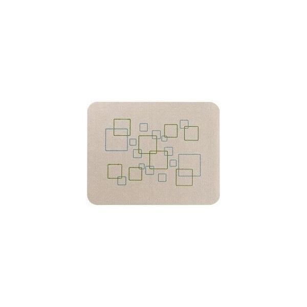 ポータブルトイレ用 消臭・防水マットR 49006 リッチェル (トイレ マット 消臭 防水 介護) 介護用品