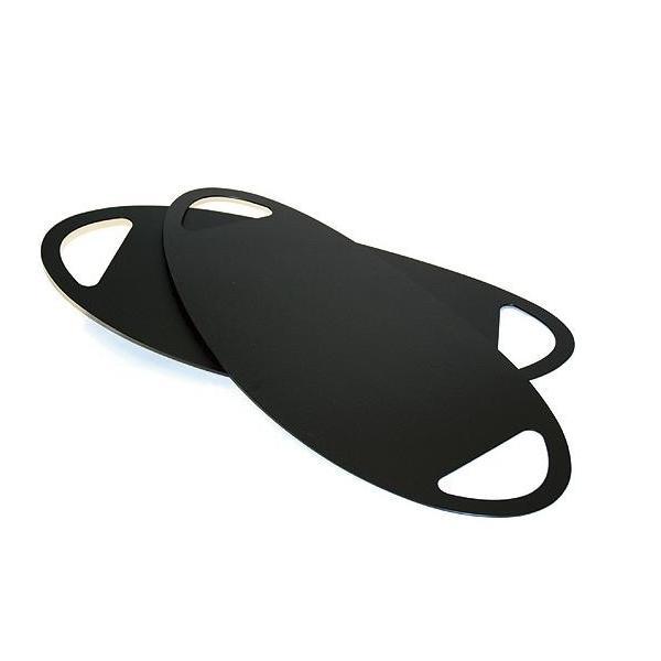 (代引き不可) イージーグライド オーバルセット KZ-A29033 パラマウントベッド (スライディングボード) 介護用品 (日・祝日配達不可 時間指定不可)