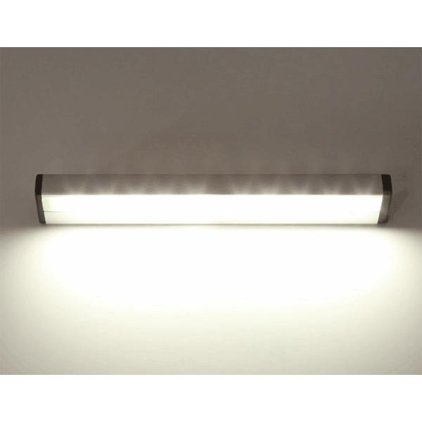 人感 LEDセンサーライト 電池式  人体感知 配線工事不要 小型 乾電池 フットライト防犯 災害 非常灯 昼白色 C-SSL|ekou|03