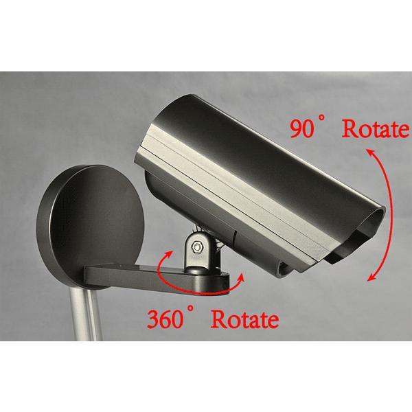 LEDセンサーライト 防水 人体感知 配線工事不要 昼白色 電池式 F-SSL|ekou|02