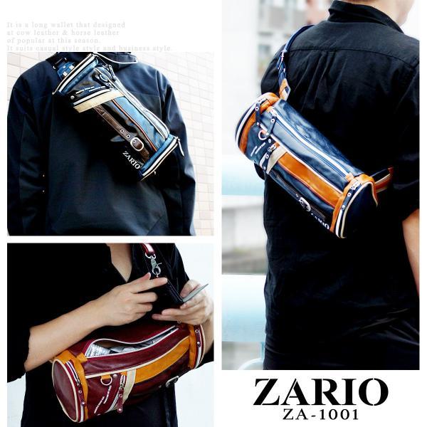 ボディバッグ メンズ 人気 メンズボディバッグ 鞄 フェイクレザー ZA-1001|el-diablo|04