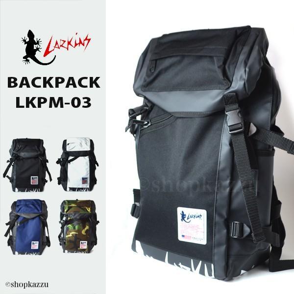 92f9e1a346 LARKINS リュック 大きい 大きめ バックパック ストリート系 リュックサック LKPM-03|el- ...