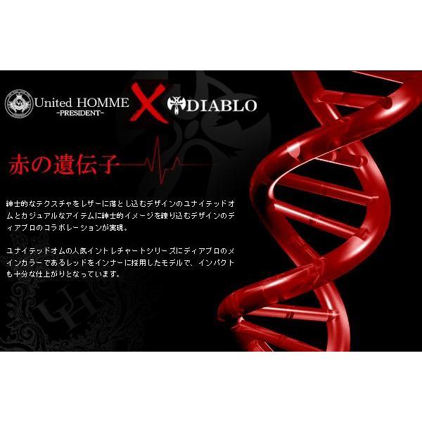 キーケース メンズ メンズキーケース メッシュ編み込み レザー DIABLO UHD-1098|el-diablo|02