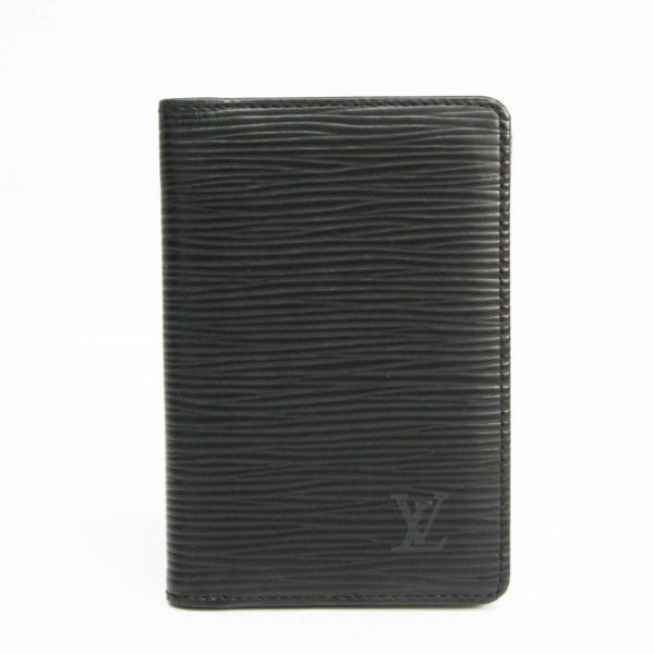 ルイ・ヴィトン エピ オーガナイザー・ドゥ ポッシュ M63582 エピレザー カードケース ノワール